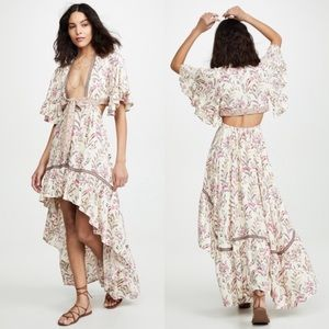 SPELL & THE GYPSY Maisie Bambi Gown NWT sz XS!!!!